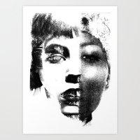 S/HE #1 Art Print