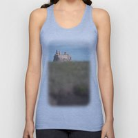 the view to blefuscu... Unisex Tank Top