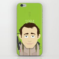 Buster Bill iPhone & iPod Skin