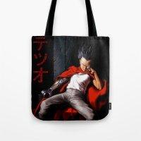 Tetsuo Throne Tote Bag