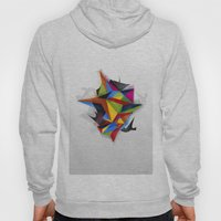 Abstract Geometric Art Hoody