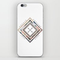 Artist's Mantra iPhone & iPod Skin