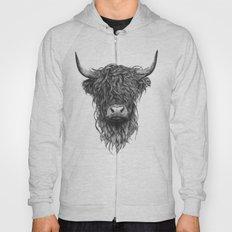 Highland Cattle Hoody