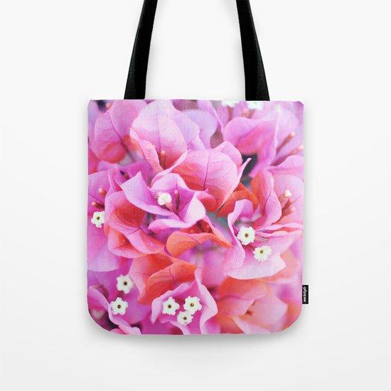 Bougainvillea Tote Bag