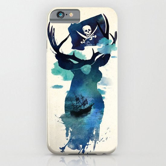 Captain Hook iPhone & iPod Case