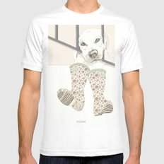 Pipo SMALL White Mens Fitted Tee
