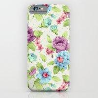 iPhone Cases featuring Hopeless Romantic - cream version by Lidija Paradinović Nagulov - Celandine