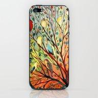 27 Birds iPhone & iPod Skin