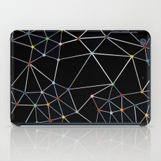 Seg with Color Spots iPad Case