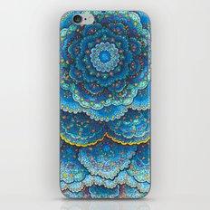 Birthday Mandala iPhone & iPod Skin