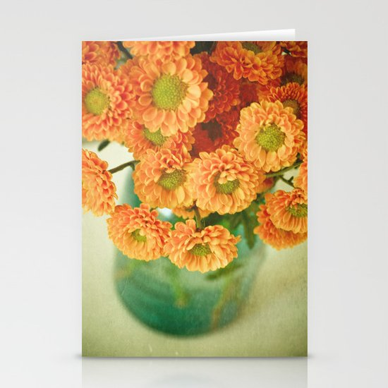 Autumn Day 28 Stationery Card