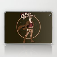 Captain Tightpants Laptop & iPad Skin
