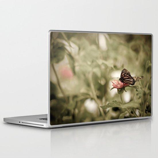 Soft Landing Laptop & iPad Skin