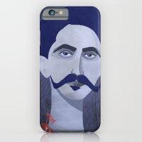 iPhone & iPod Case featuring Robert de Montesquiou-Fézensac by Joanna Gniady