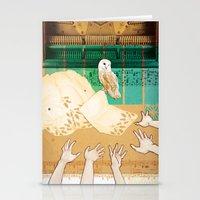 Larks & Owls Stationery Cards