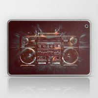 DARK RADIO Laptop & iPad Skin