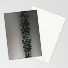 Porto in Black and White Stationery Cards