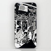 Diogenes Syndrome iPhone & iPod Skin