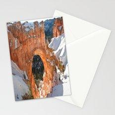 Natural Bridge - Bryce Canyon Stationery Cards