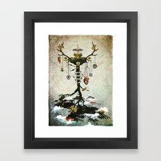 Supernatural - Strange Fruit Framed Art Print