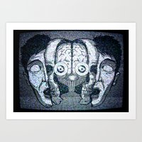 Expand Your Mind Art Print