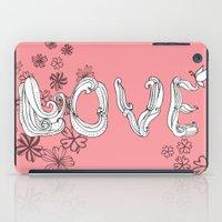 love. iPad Case