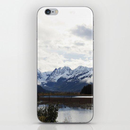 Alaska iPhone & iPod Skin