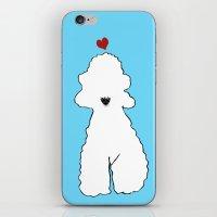 Bedlington Terrier Dogs iPhone & iPod Skin