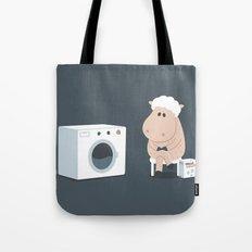 Wool wash Tote Bag