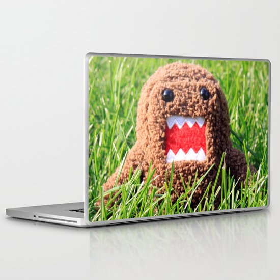 Domo-Kun Laptop & iPad Skin