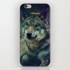 WOLF II colored iPhone & iPod Skin
