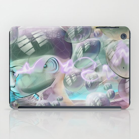 Bubble Head iPad Case
