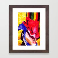 Don't Panic Hal Brinton Framed Art Print