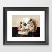 Mental State Framed Art Print