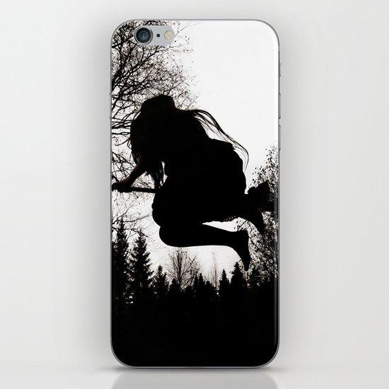Häxsabbat iPhone & iPod Skin