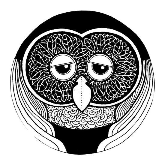 OOwl Canvas Print