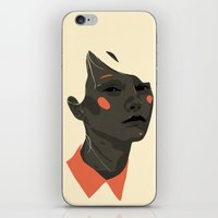 Face Off 1 iPhone & iPod Skin