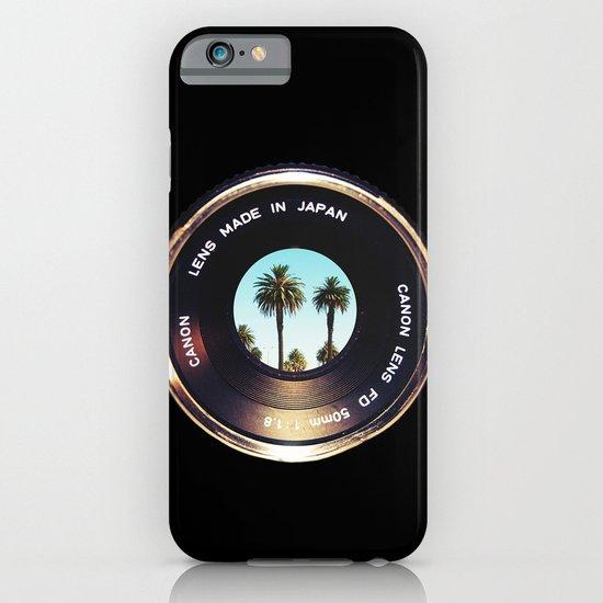focus on palms iPhone & iPod Case