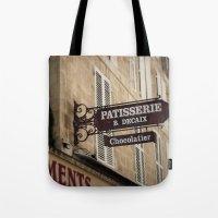Dreams Of Chocolate Tote Bag