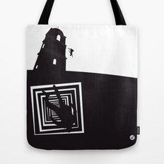 The Black Collection' Vertigo Tote Bag