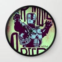Your Move, Creep. // ROB… Wall Clock