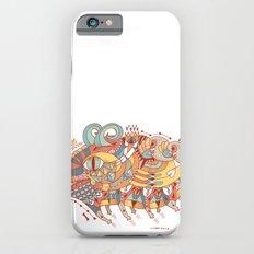 Goat Pig Monster Slim Case iPhone 6s