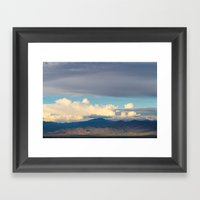 New Winds Framed Art Print
