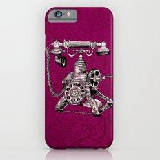 Phone it in.. Slim Case iPhone 6s