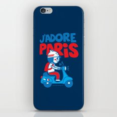 J´Adore Paris iPhone & iPod Skin