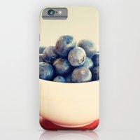 blueberry bush iPhone 6 Slim Case