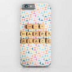 This is My Happy Place Slim Case iPhone 6s