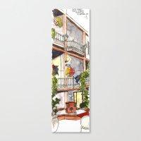 Fifth Street  Canvas Print
