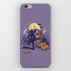 The Halloween Hero iPhone & iPod Skin