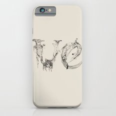 Ve - Meaw Slim Case iPhone 6s